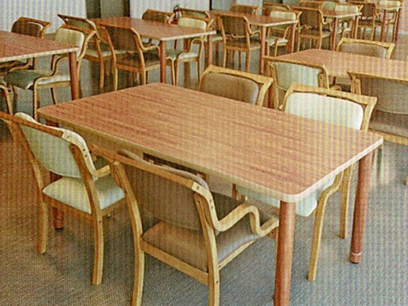 医療福祉施設用テーブル・イス